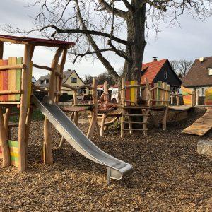Spielplatz in Weimar